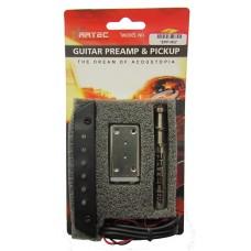 Предусилитель для акустической гитары с магнитным датчиком ARTEC EPP-MG & MSP50