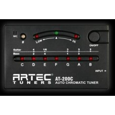 Хроматический тюнер ARTEC AT-200C