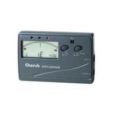 Тюнер цифровой хроматический CHERUB WST-520GB