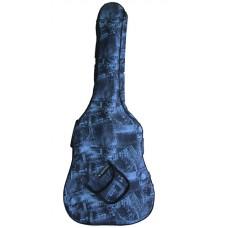 Чехол для акустической гитары «Вестерн» EMUZIN ЧГ-62