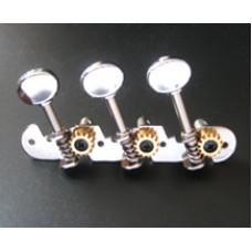 Механизм колковый для балалайки прима EMUZIN МКБ-5