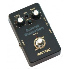 Педаль эффектов ARTEC Soloist Distortion SE-SLD