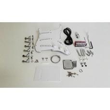 Набор комплектующих частей для электрогитары strat SST 10PP