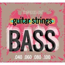 Струны для 4-струнной бас-гитары EMUZIN 4S40-100, EMUZIN, 4S40-100
