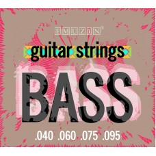 Струны для 4-струнной бас-гитары EMUZIN 4S40-95