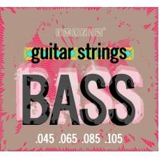 Струны для 4-струнной бас-гитары EMUZIN 4S45-105