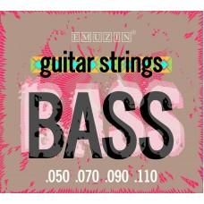 Струны для 4-струнной бас-гитары EMUZIN 4S50-110