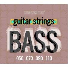 Струны для 4-струнной бас-гитары EMUZIN 4Sb50-110, EMUZIN, 4Sb50-110