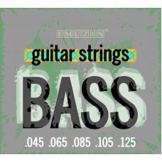 Струны для 5-струнной бас-гитары EMUZIN 5Sb45-125