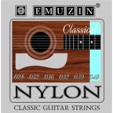"""Струны для классической гитары """"NYLON"""" EMUZIN 6С371"""