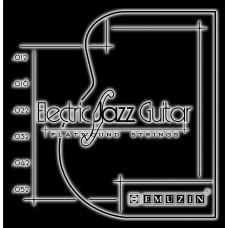"""Струны для электрогитары """"ELECTRIC JAZZ"""" EMUZIN 6FS12-52"""