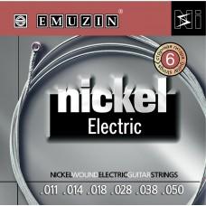 "Струны для электрогитары ""NICKEL ELECTRIC"" EMUZIN 6N11-50"