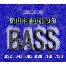 Струны для 6-струнной бас-гитары EMUZIN 6S32-130