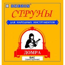 Струны для домры БАС EMUZIN ДБ